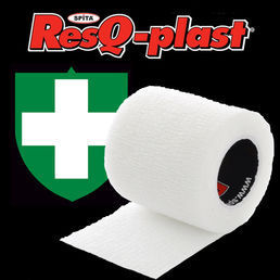 ResQ-Plast haava-/joustoside 25 mm