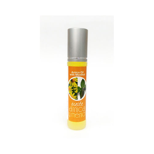 Arnica Oil with Menthol rolleri 10 ml